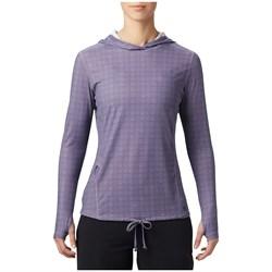 Mountain Hardwear Crater Lake™ Long Sleeve Hoodie - Women's