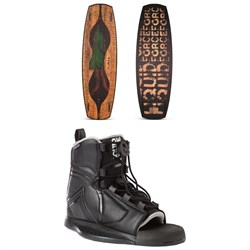 Liquid Force Timba + Index Wakeboard Package