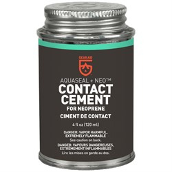 Gear Aid Aquaseal Neo Neoprene 4 fl oz Contact Cement