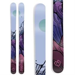 Coalition Snow Rafiki Skis + Salomon Warden MNC 11 Demo Bindings - Women's  - Used