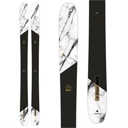 Dynastar M-Free 108 Skis + Salomon MNC 13 Demo Bindings  - Used