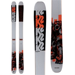 K2 Reckoner 102 Skis ​+ Salomon Warden MNC 13 Bindings  - Used