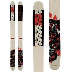 K2 Reckoner 112 Skis + Salomon Warden MNC 13 Bindings  - Used