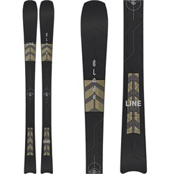 Line Skis Blade W Skis ​+ Salomon Warden MNC 11 Demo Bindings - Women's  - Used
