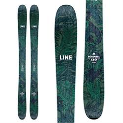 Line Skis Pandora 110 Skis + Atomic Warden MNC 11 Demo Bindings - Women's  - Used