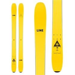 Line Skis Vision 108 Skis + Salomon Shift MNC13 Bindings + Black Diamond Ascension STS Skins  - Used