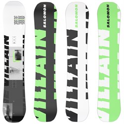 Salomon The Villain Snowboard 2022