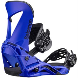 Salomon Hologram Snowboard Bindings 2022