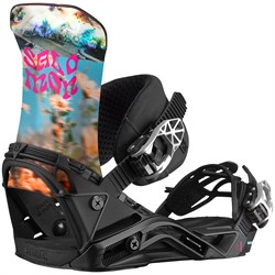 Salomon District Snowboard Bindings 2022
