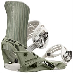 Salomon District HPS Snowboard Bindings 2022