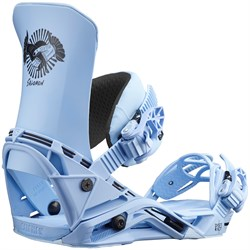 Salomon District By Desiree Snowboard Bindings - Women's 2022