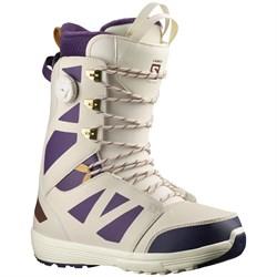 Salomon Launch Lace SJ Boa Snowboard Boots 2022