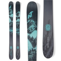 Nordica Santa Ana Free 104 Skis + Atomic Warden MNC 11 Demo Bindings - Women's  - Used