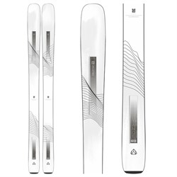 Salomon Stance 94 Skis + Warden MNC 11 Demo Bindings - Women's  - Used