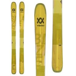 Volkl Blaze 106 Skis + Salomon Shift 13 Bindings + Black Diamond Ascension STS Skins  - Used