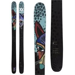 Volkl Revolt 104 Skis + Salomon Warden MNC 13 Demo Bindings  - Used