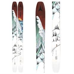 Atomic Bent Chetler 120 Skis + Warden 13 MNC Demo Bindings  - Used
