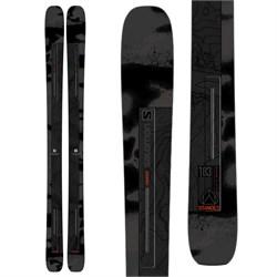 Salomon Stance 102 Skis + Warden MNC 13 Demo Bindings  - Used