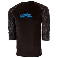 Spacecraft Swayze 3/4 Sleeve Jersey