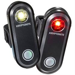 Kryptonite Avenue F-65 & R-30 Bike Light Set