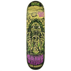 Creature Russell Wicked Tales 8.5 Skateboard Deck
