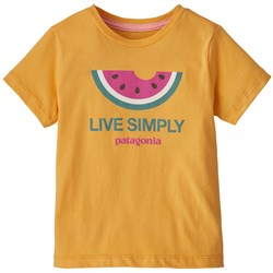 Patagonia Live Simply Organic T-Shirt - Toddlers'