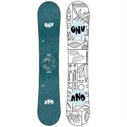 GNU Asym Velvet C2 Snowboard - Women's 2022