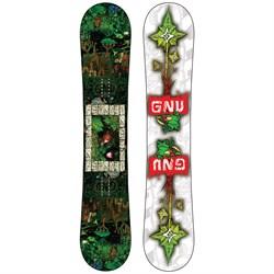 GNU The Finest Asym C2X Snowboard 2022