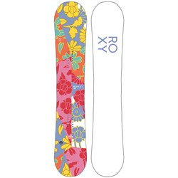 Roxy XOXO Rowley Edition C3 Snowboard - Women's 2022