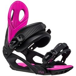 Roxy Viva Snowboard Bindings - Women's 2022