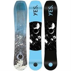 Yes. Hybrid Snowboard 2022