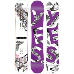 Yes. Hel Yes. Snowboard - Women's 2022