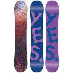 Yes. Hello Snowboard - Women's 2022