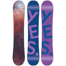Yes. Hello Snowboard - Women's 2022