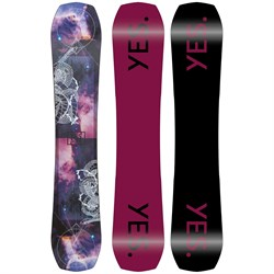 Yes. Rival Snowboard - Women's 2022