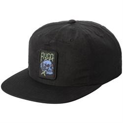 RVCA Lockdown Strapback Hat