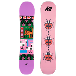 K2 Lil Kat Snowboard - Girls' 2022