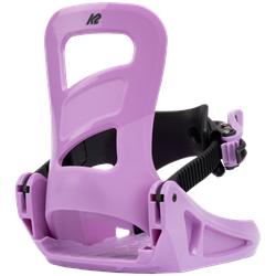 K2 Lil Kat Snowboard Bindings - Girls' 2022