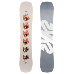 K2 Afterblack Snowboard 2022