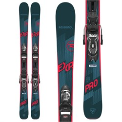 Rossignol Experience Pro Skis + Xpress Jr 7 GW Bindings - Boys' 2021