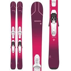 Rossignol Experience Pro W Skis + Kid X 4 GW Bindings - Little Girls' 2021