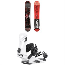CAPiTA Outerspace Living Snowboard ​+ Union Flite Pro Snowboard Bindings 2022