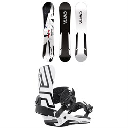CAPiTA Mercury Snowboard ​+ Union Atlas Snowboard Bindings 2022