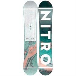 Nitro Mystique Snowboard - Women's 2022