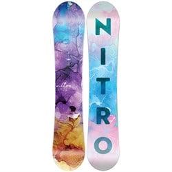 Nitro Lectra Snowboard - Women's 2022