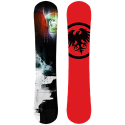 Never Summer Proto Synthesis X Snowboard 2022