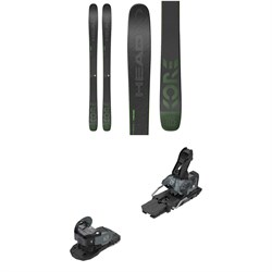 Head Kore 105 Skis + Salomon Warden MNC 13 Ski Bindings 2021