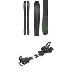Head Kore 105 Skis + Tyrolia Ambition 12 Alpine Touring Ski Bindings 2021