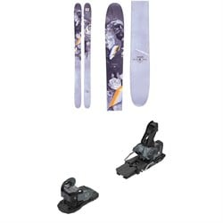 Armada ARV 106 Skis ​+ Salomon Warden MNC 13 Ski Bindings 2021