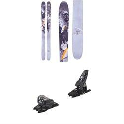 Armada ARV 106 Skis 2021 + Marker Griffon 13 ID Ski Bindings